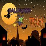 Halloween Truck Jigsaw