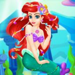 Underwater Odyssey of the Little Mermaid
